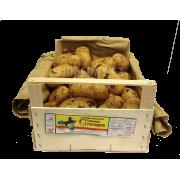 Brambory nové Spunta - Itálie (bedna 12,5 kg)