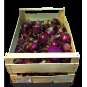 Cibule červená - Itálie (bedna 6 kg)